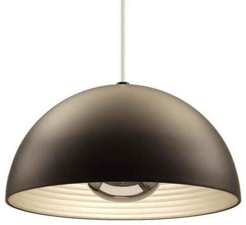 Seed Design Dome Pendant Light Black