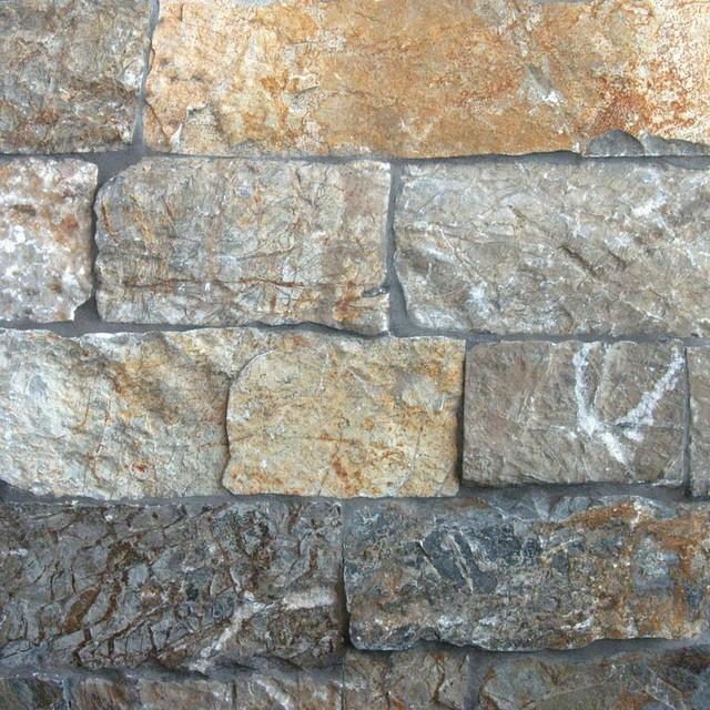"Mojave Blend Thin Veneers Sandstone Splitface Tiles, 12""x12"", 20 Sq. Ft.."