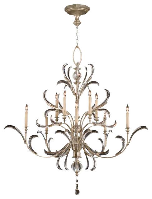 Design#720720: Fine Arts Chandeliers – Chandeliers (+55 More ...:... Fine Art Lamps Fine Art Lamps 701340ST Beveled Arcs Silver Leaf 10 – Fine  Arts Chandeliers ...,Lighting