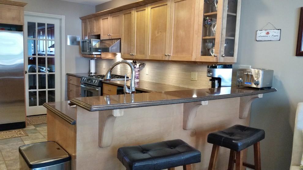 Warm North Facing Kitchen Upgrade