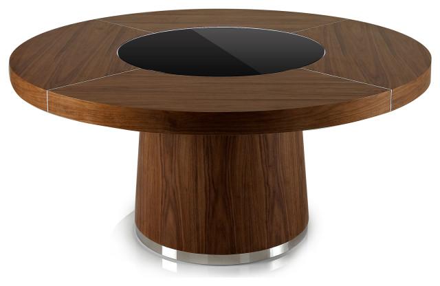 Modrest Houston Round Modern Dining Table