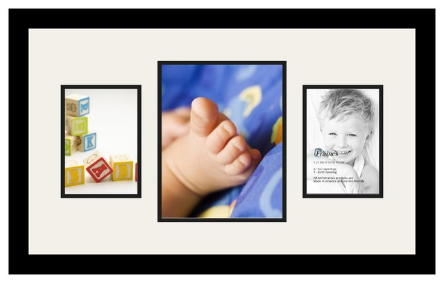 ArtToFrames Alphabet Photography Picture Frame with 1 - 8x10 and 2 ...