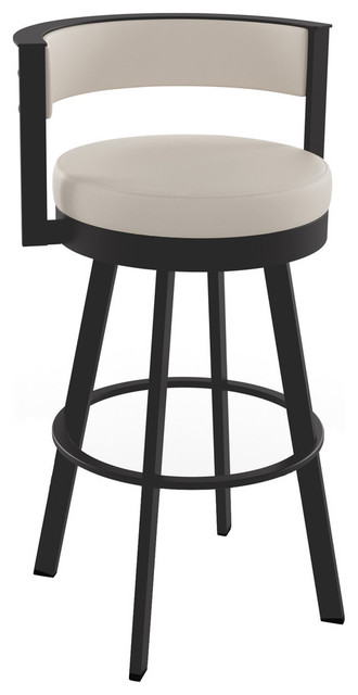 Browser Swivel Metal Stool Modern Bar Stools And