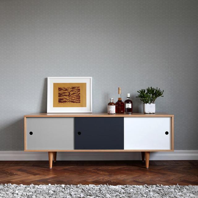 Sideboard modernes design  Sideboard Cosmo im Retro-Look - Modern - Stuttgart - von Baltic ...