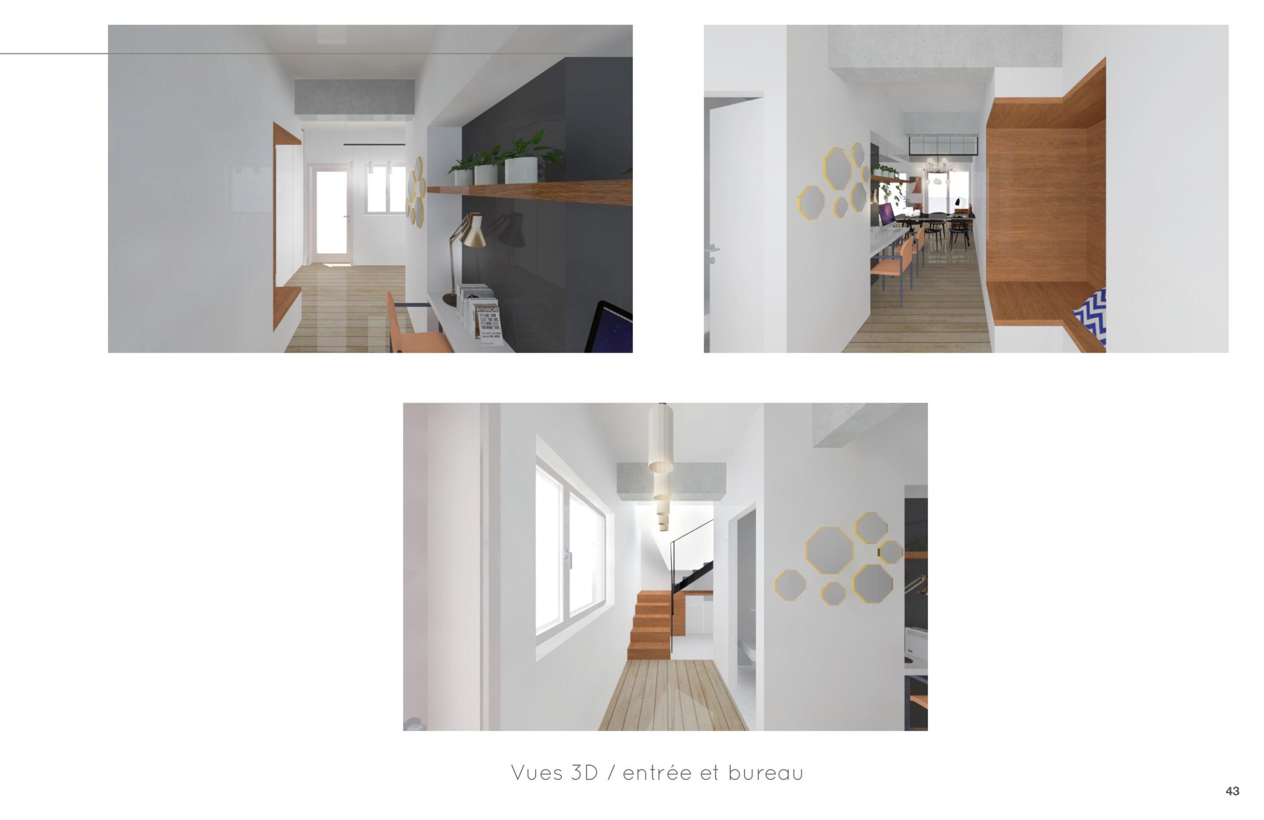 Duplex O - Plan RDC - Option 2