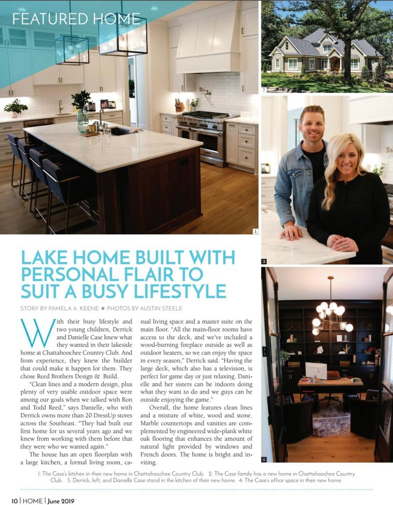 Home Magazine feature June 2019
