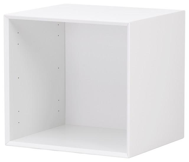 Hms Furniture Open-Concept Mdf Furniturebox, White.
