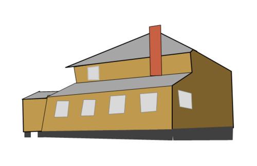 Hip Roof Addition