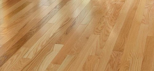 Red Oak Hardwood Floor Stain Or Not
