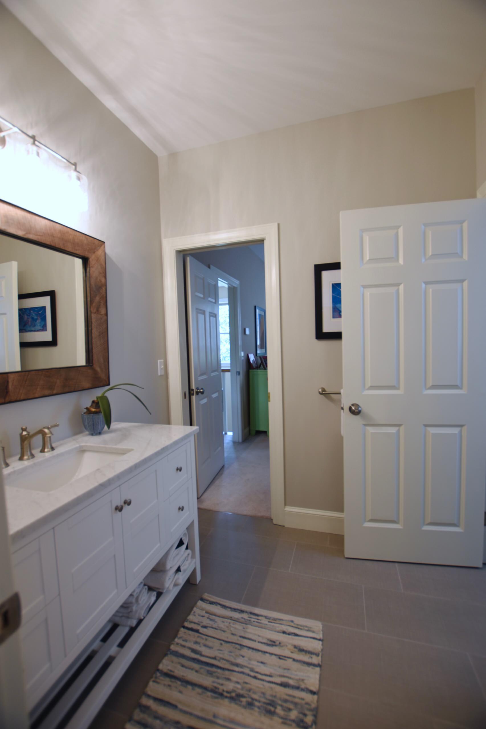 Jack & Jill Bathroom Renovation