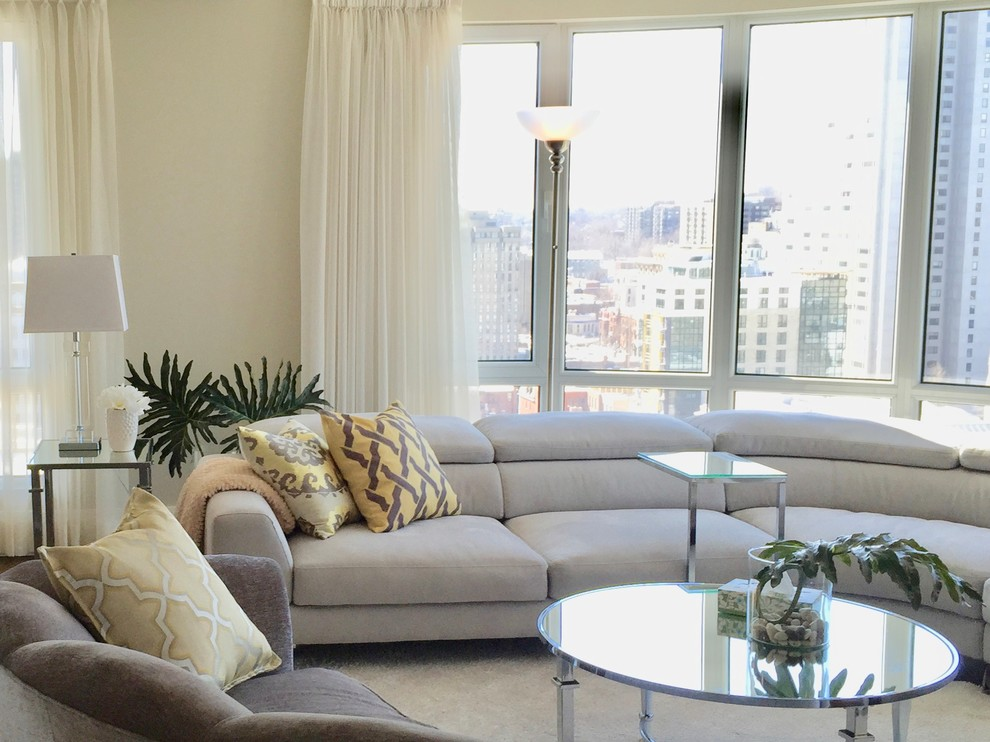 Le Roc Fleuri  Condo - Stylizing for Movie Executive