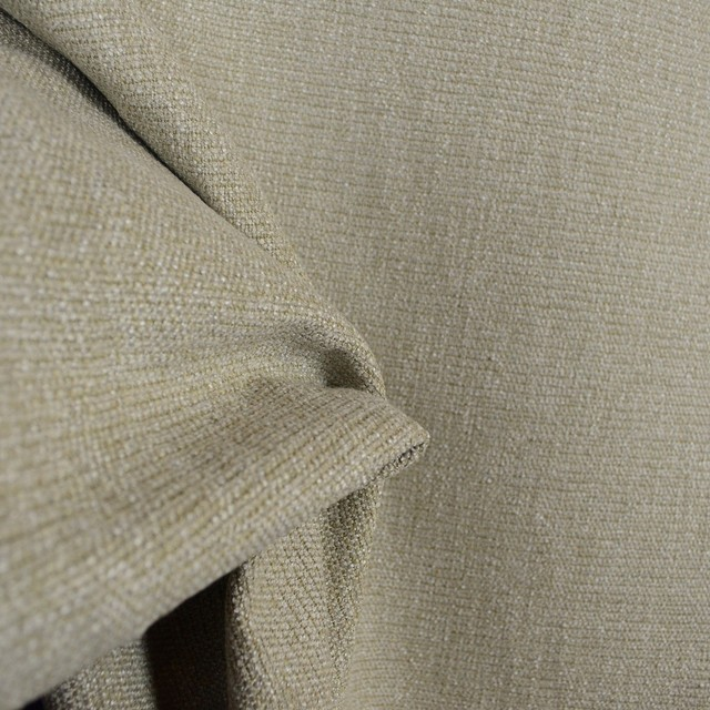 Solid Durable New Soft Textured Plain Grey Colour Chenille Upholstery Fabric