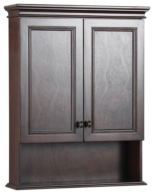 Foremost Shawna 23 Quot Espresso Wall Cabinet View In Your