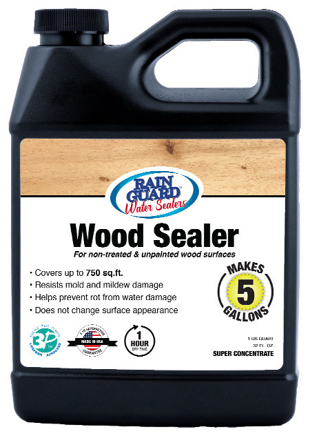 Wood Sealer, Makes 5 Gallons