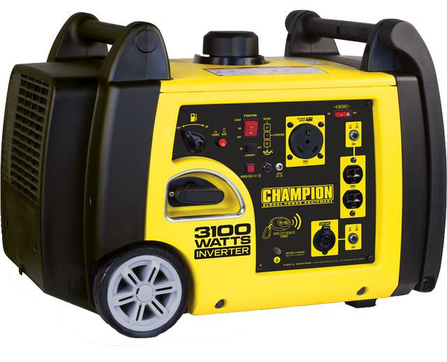 Champion Inverter Generator With Remote Electric Start