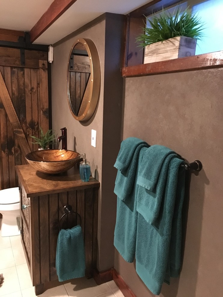 Basement Bath Renovation