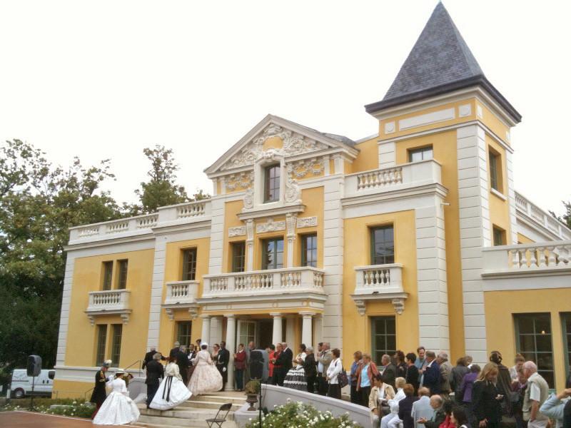 Villa Cathala - Restauration en Maison des Arts