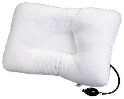 air core adjustable pillow neck pillow inflatable air pillow