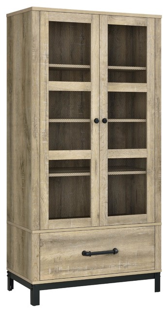 Ivybrook Storage Cabinet, Natural.