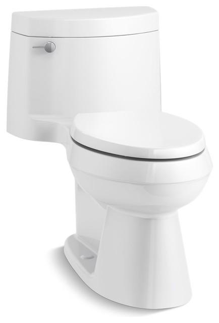 Kohler Cimarron Comfort Height Elongated 1 28 Gpf Toilet