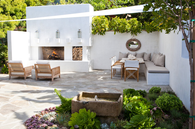 Modern organic Modern Los Angeles by Molly Wood Garden Design