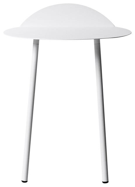 Yeh Wall Table, White, Low