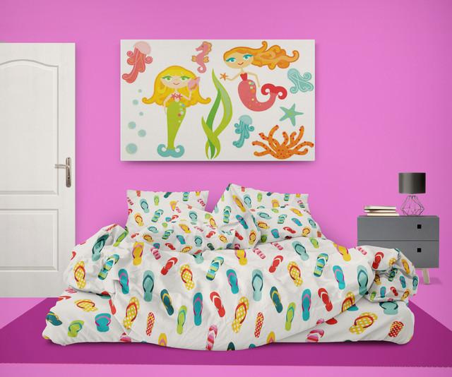 Hawaiian Style Bedroom: Surfer, Hawaiian And Beach Inspired Surf Bedding