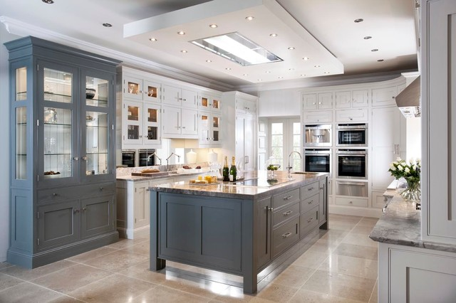 Contemporary Elegant Design Modern Kitchen Dublin