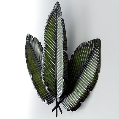 Exceptionnel Leaf Wall Decor