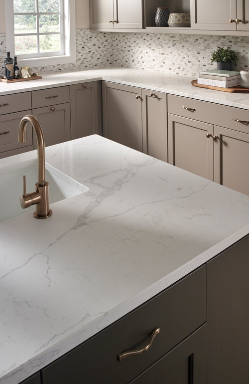 which backsplash to go with countertop?