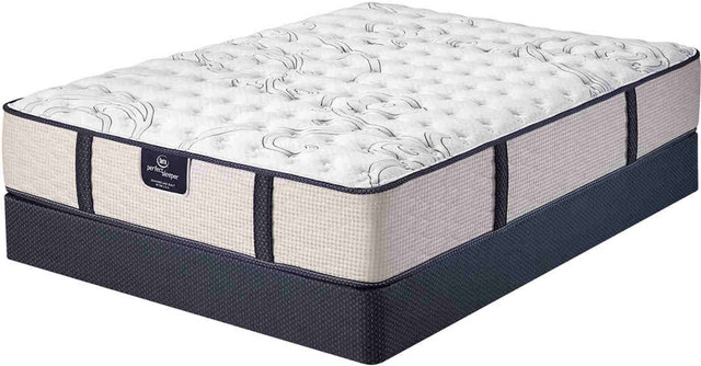 Serta Perfect Sleeper Moon Ridge Firm Mattress King