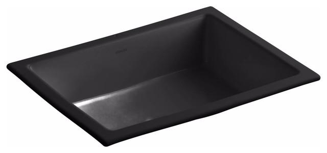 Verticylтў Rectangular Undermount Bathroom Sink K-2882-0 k-2882-7 verticyl rectangular under-mount bathroom sink