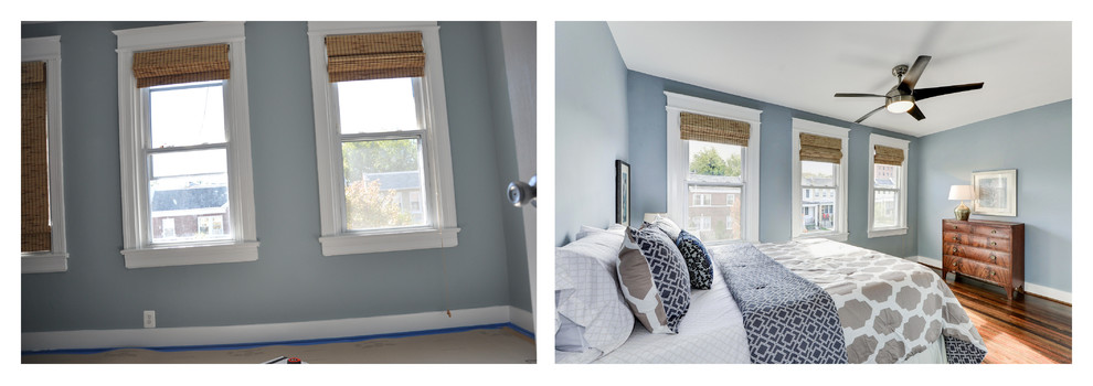 Before and After: Bedroom