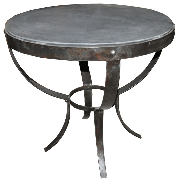 Byron Side Table Industrial Side Tables And End Tables