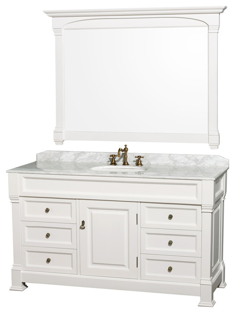 Excellent Bathroom Cabinets Secaucus Nj Huge Bath Decoration Solid Mobile Home Bathroom Remodeling Ideas Marble Bathroom Flooring Pros And Cons Old Mirror For Bathroom Walls In India DarkShabby Chic Bath Shelves Shop Houzz | Wyndham Collection Wyndham Collection 60\u0026quot; Andover ..