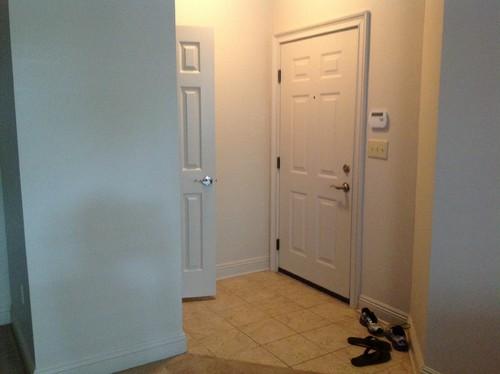 Entry Foyer Apartment : Apartment entryway advice