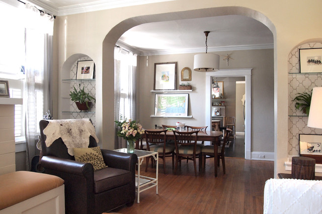 My Houzz Casual Thoughtful Design For A 1920s Bungalow