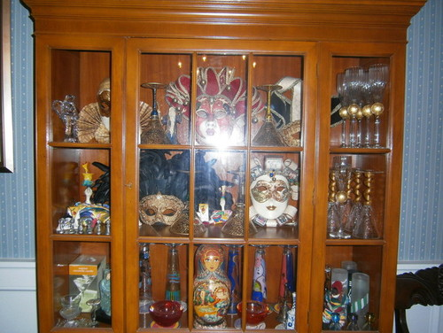 What Do You Put in Your China Cabinet, Other Than China?