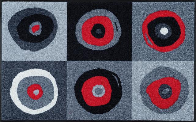 Sergej Door Mat, Grey, 120x75 cm