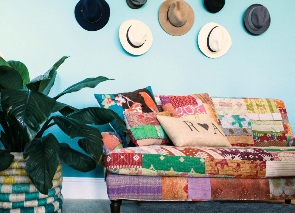 Home design - mediterranean home design idea in Tampa