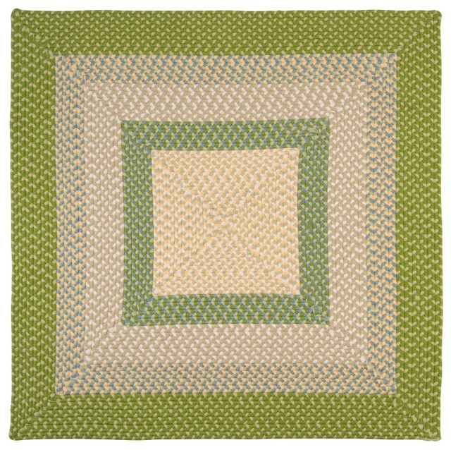 Colonial Mills Montego MG19 Lily Pad Green Rug, 2x3