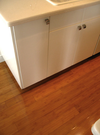 35 West 81st Kitchen Cabinetry & Flooring