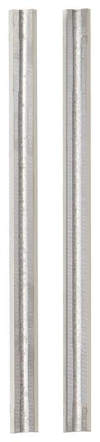 Bosch Woodrazor Micrograin Carbide Planer Blades 2-Piece.