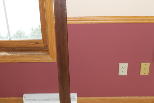 Merveilleux Need Help With Matching Trim And Chair Rail With New Wood Floor.