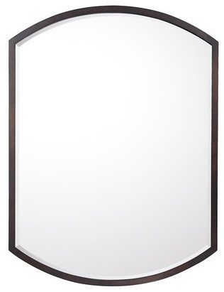Capital Lighting M362476 Decorative Rounded Rectangular Mirror.
