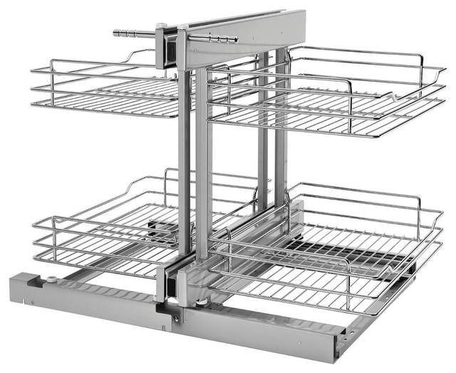Rev-A-Shelf 5psp-18-Cr - Large Blind Corner Optimizer.
