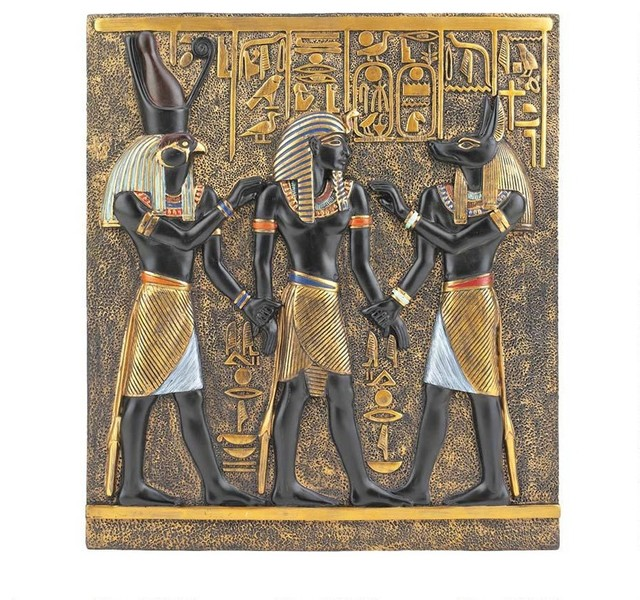 Egyptian Wall Decor For Sale