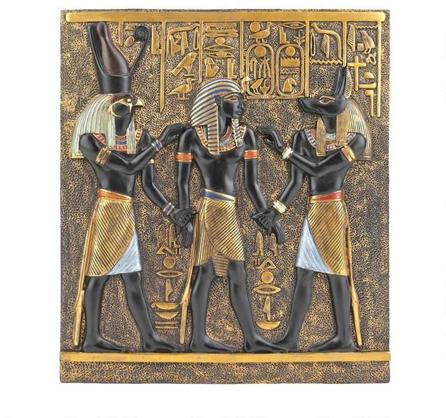 Egyptian Wall Decor For Sale