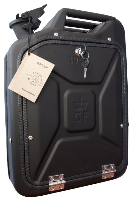 Original Army Jerry Can Barcabinet