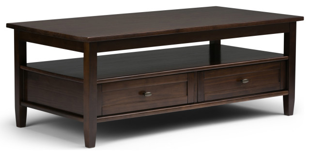 Superieur Warm Shaker Coffee Table